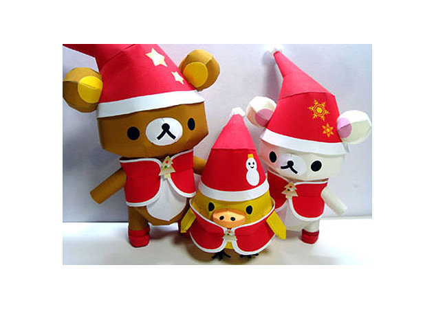rilakkuma-christmas -kit168.com