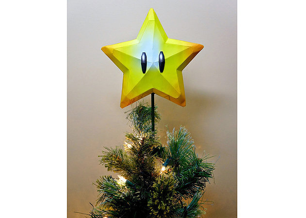 super-star-christmas-tree-topper-mario -kit168.com