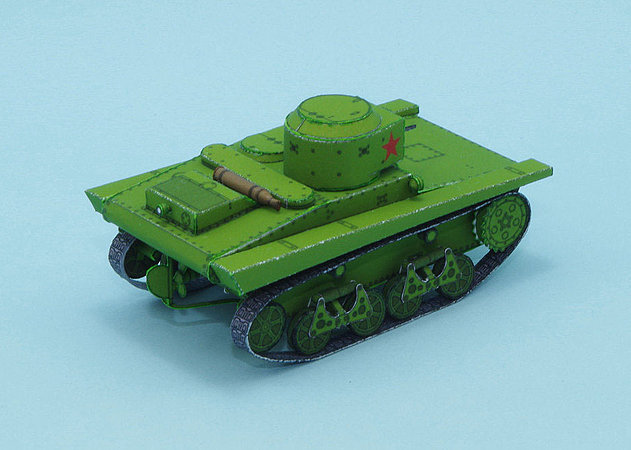 t-37a-amphibious-light-tank-2 -kit168.com