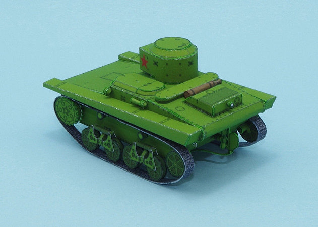 t-37a-amphibious-light-tank-3 -kit168.com