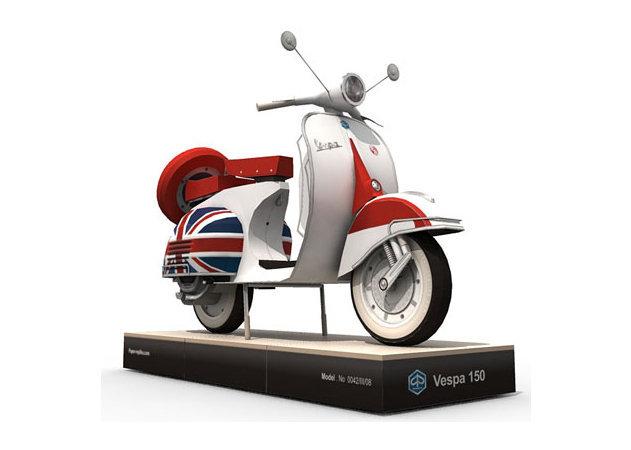 vespa-150-scooter -kit168.com
