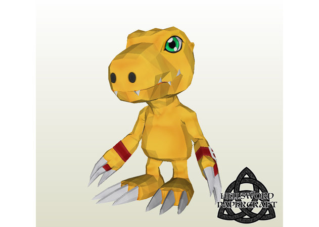 agumon-savers-version-digimon -kit168.com