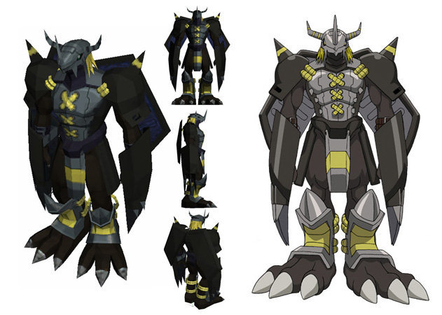 blackwargreymon-digimon -kit168.com