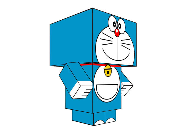 doraemon-cubeecraft -kit168.com