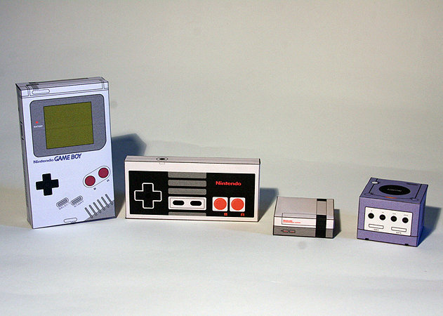 gameboy-nes-controller-gamecube -kit168.com