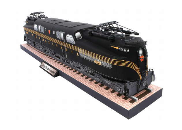 gg1-type-electric-locomotive -kit168.com