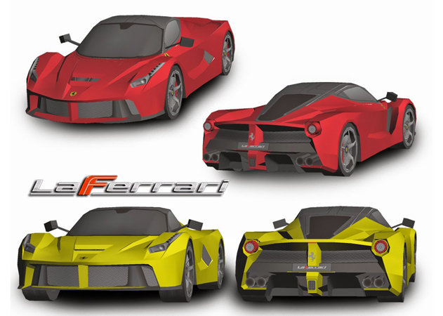 laferrari -kit168.com