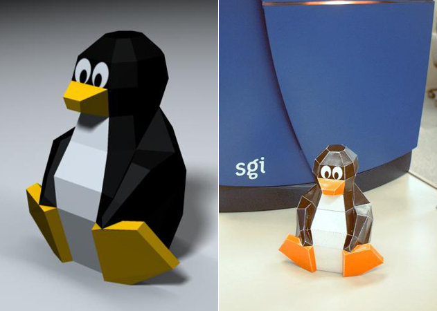 linux-mascot-tux-the-penguin -kit168.com
