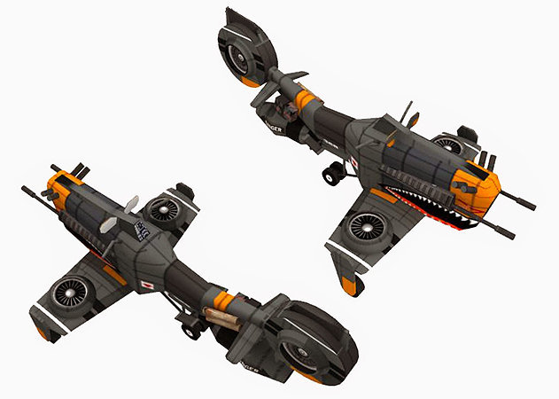 low-altitude-recon-vehicle-1 -kit168.com