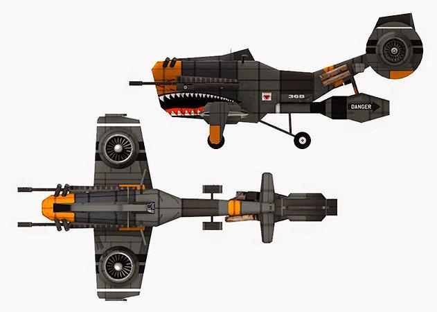 low-altitude-recon-vehicle-2 -kit168.com