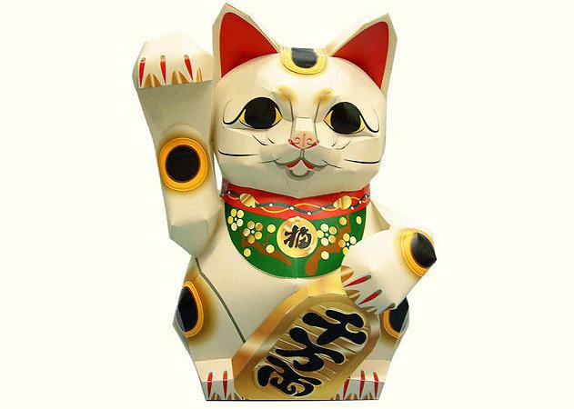 lucky-cat-beckoning-for-money -kit168.com