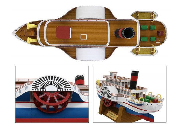 paddle-steamer-sidewheeler-2 -kit168.com