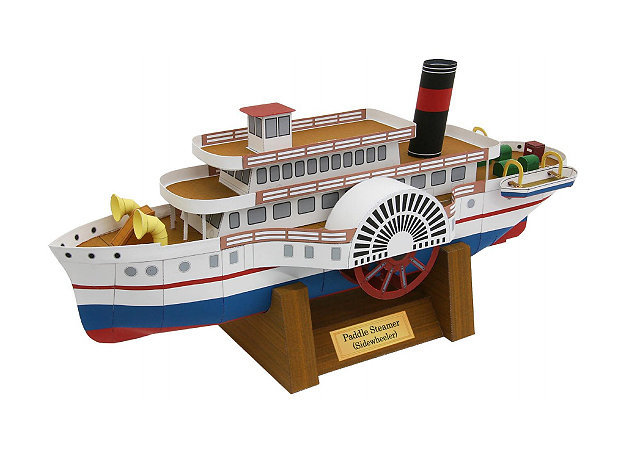 paddle-steamer-sidewheeler -kit168.com