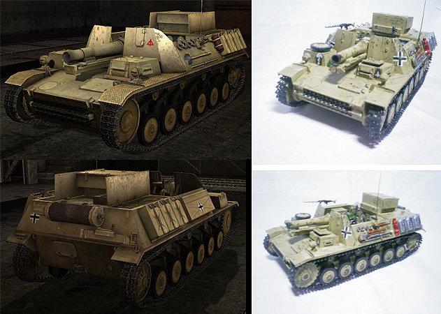 sturmpanzer-ii-bison -kit168.com