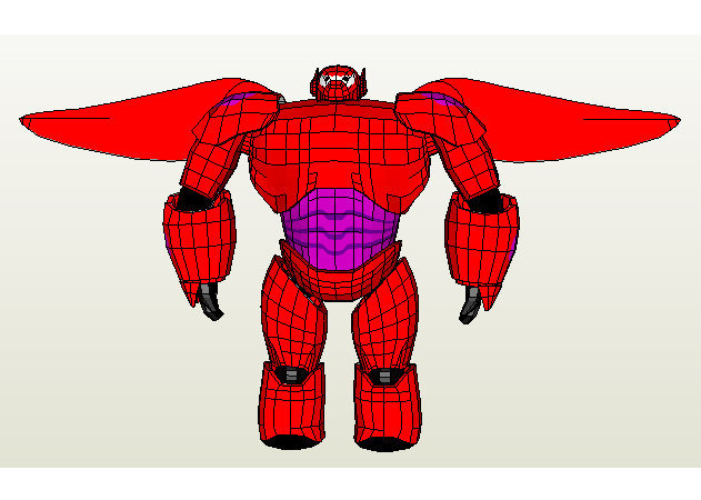 super-hero-baymax-big-hero-6-1 -kit168.com