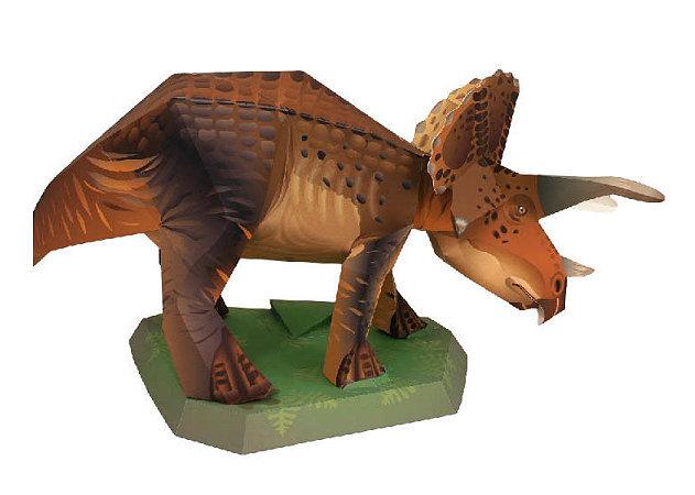 triceratops-2 -kit168.com
