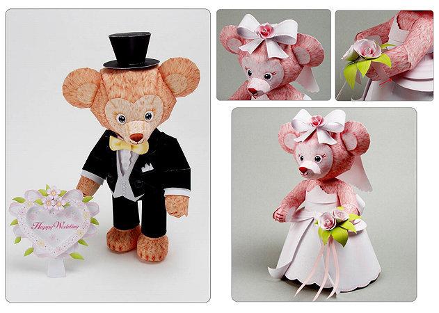 wedding-bear-3 -kit168.com