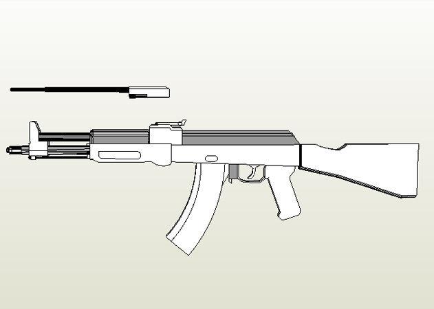 ak-105-assault-rifle -kit168.com