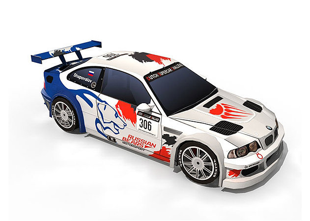 bmw-320i-russian-bears-motorsport -kit168.com