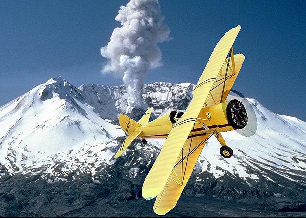 boeing-stearman-p-17-biplane -kit168.com