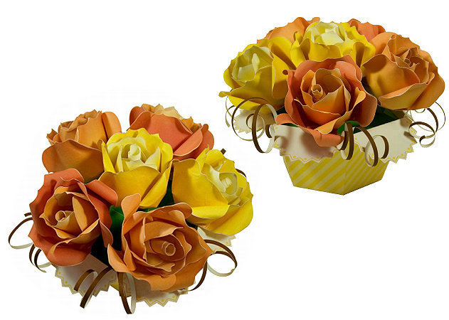 bouquet-roses-cay-canh -kit168.com