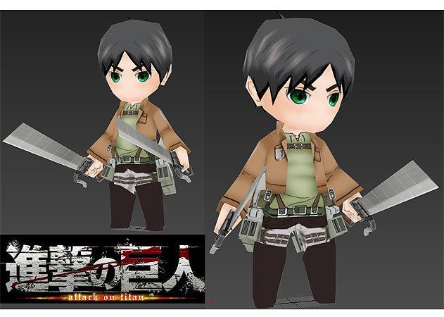 chibi-eren-jaeger-attack-of-titan -kit168.com