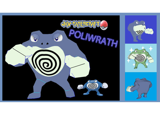 pokemon-poliwrath -kit168.com
