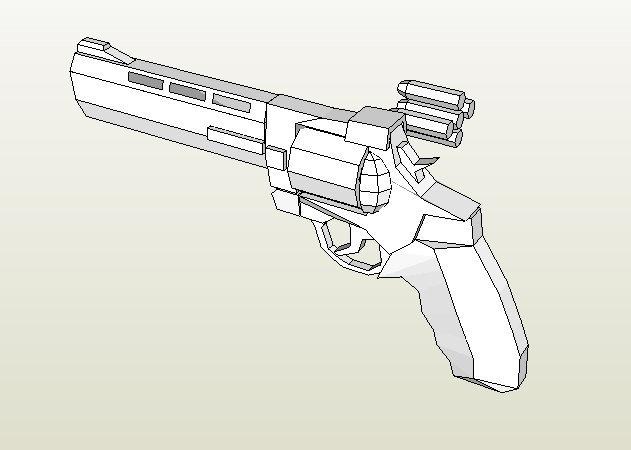 taurus-raging-bull-revolver-model-454 -kit168.com