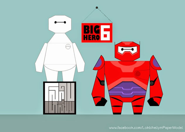 two-baymax-big-hero-6 -kit168.com