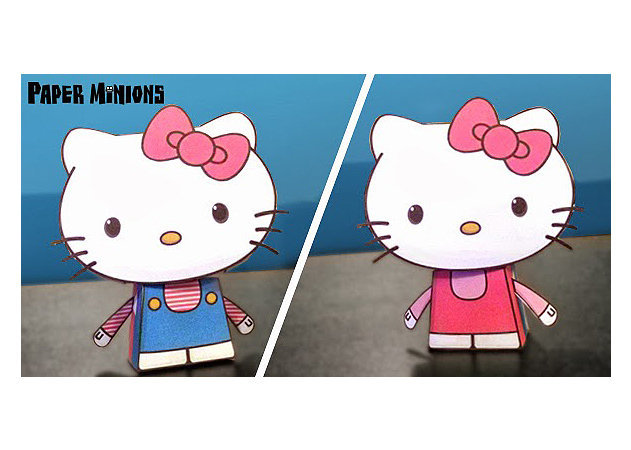 two-cute-hello-kitty -kit168.com