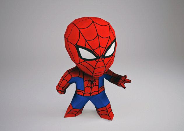 chibi-spiderman -kit168.com