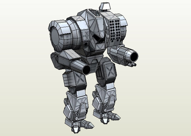 grizzly-mechwarrior-1 -kit168.com