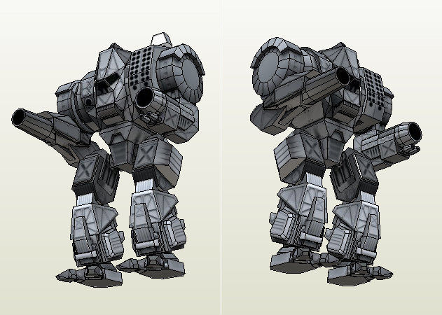grizzly-mechwarrior-3 -kit168.com