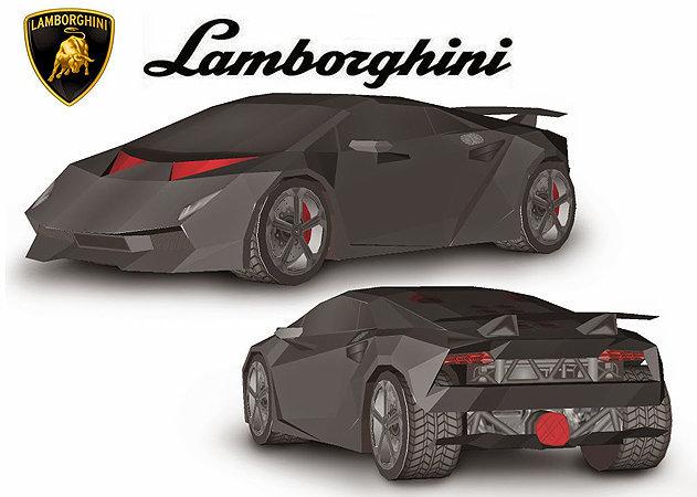 lamborghini-sesto-elemento -kit168.com
