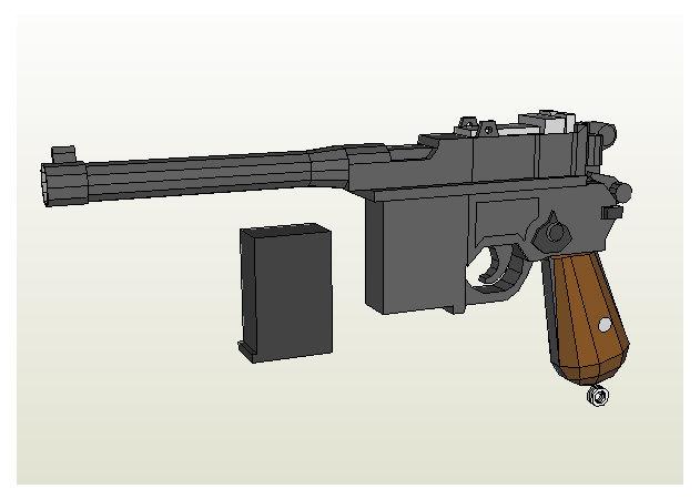 mauser-c12-pistol -kit168.com