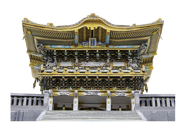 nikko-toshogu-shrine-yomeimon-japan-3 -kit168.com
