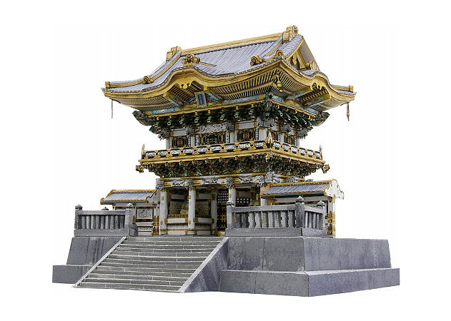 nikko-toshogu-shrine-yomeimon-japan -kit168.com