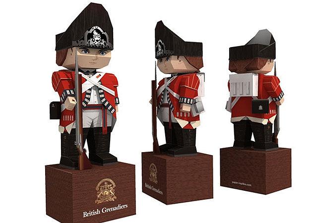 the-british-grenadiers-soldier -kit168.com