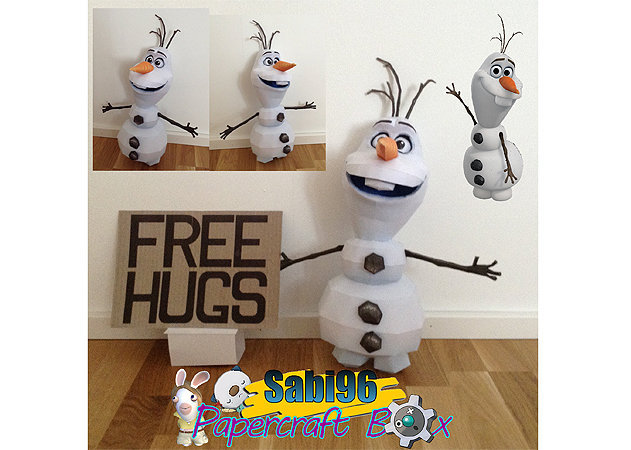 olaf-the-snowman-frozen -kit168.com