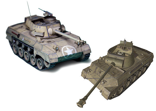 wwii-us-m18-hellcat-light-tank-destroyer-world-of-tanks-1 -kit168.com