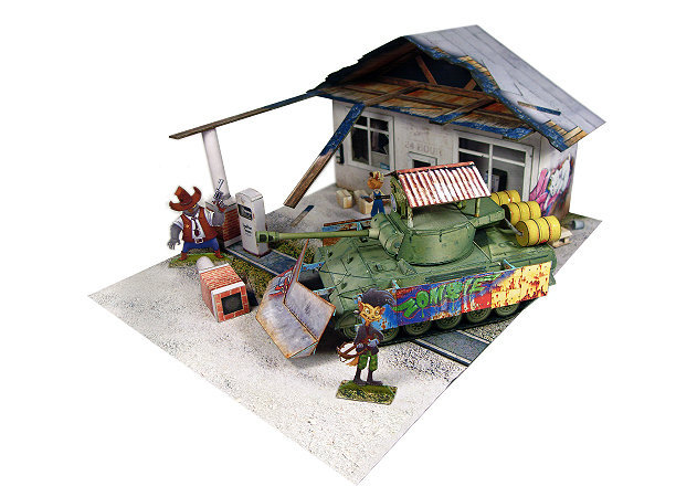 wwii-us-m18-hellcat-light-tank-destroyer-world-of-tanks-2 -kit168.com