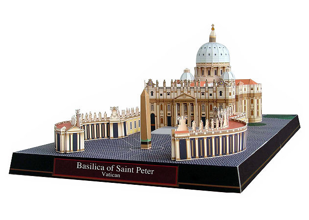basilica-of-saint-peter-vatican -kit168.com