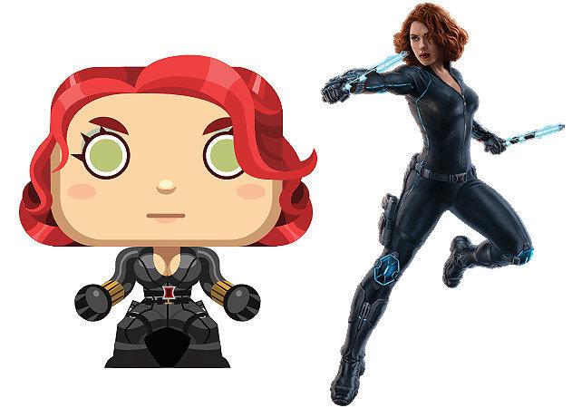 black-widow-mini-avengers -kit168.com