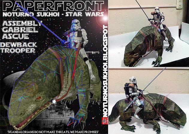 dewback-trooper-star-wars -kit168.com