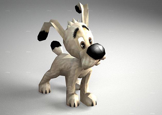 dogmatix-dog-idefix-asterix -kit168.com