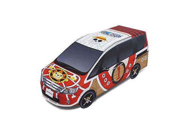 one-piece-themed-nissan-serena -kit168.com