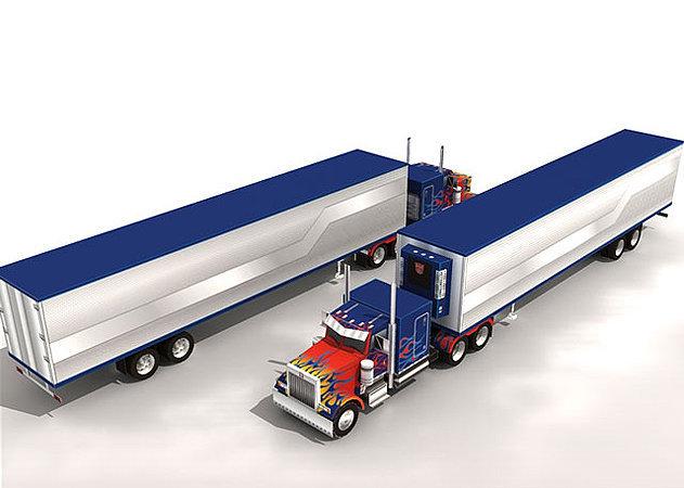 optimus-prime-peterbilt-379-truck-transformers -kit168.com