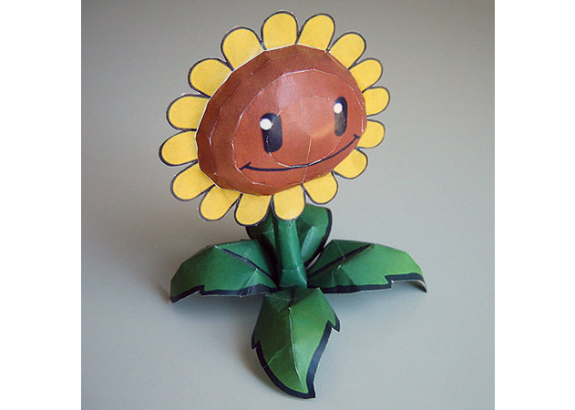 sunflower-plants-vs-zombies -kit168.com