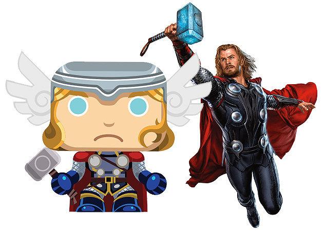 thor-mini-avengers -kit168.com