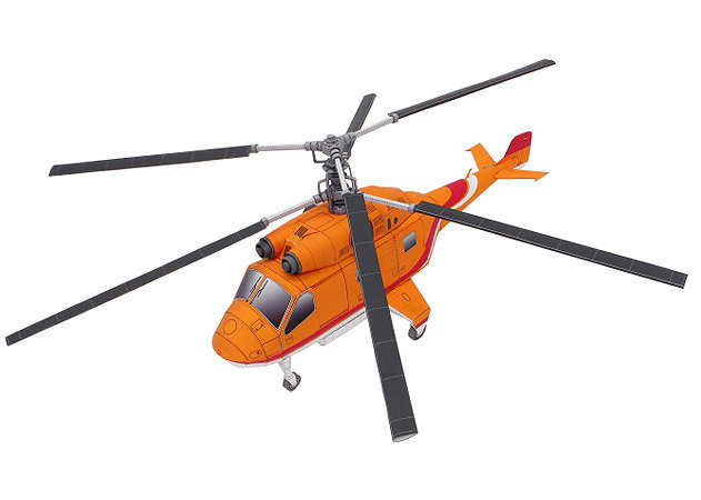 twin-rotor-helicopter -kit168.com